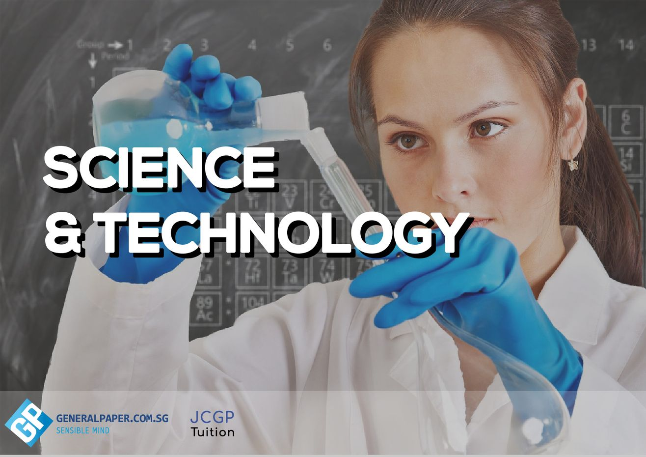 GP Notes on Science and Technology